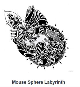 Mouse Sphere Labyrinth by ansho